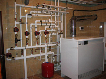 Цена монтажа системы отопления из полипропиленовых труб